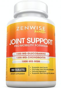 joint supplements for humans